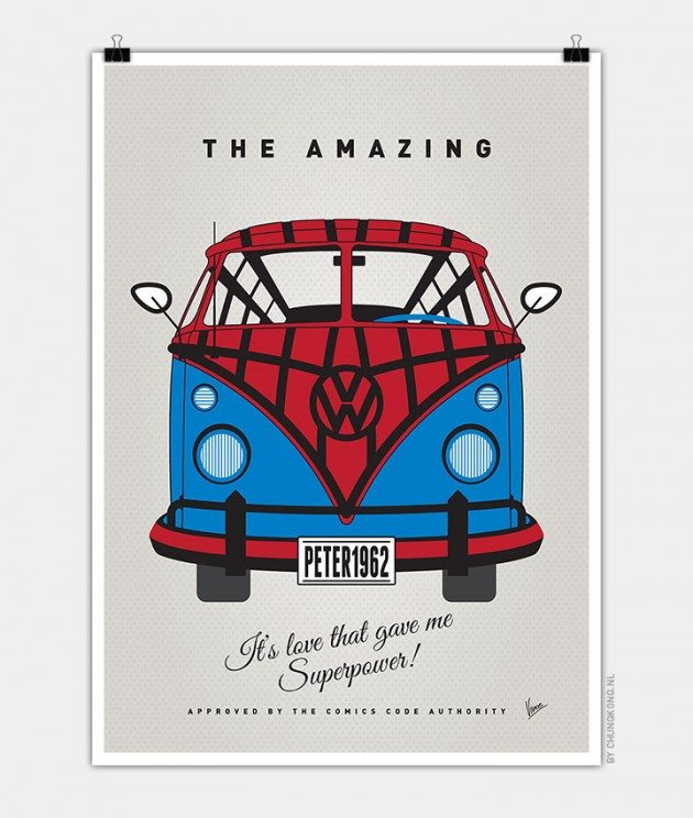 SUPERHERO-VW-spiderman