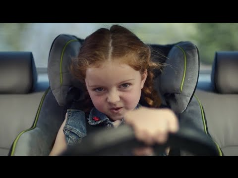 A Joan Jett Classic + A Girl With A Need For Speed = Our New Favorite Commercial
