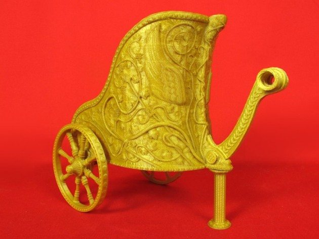 barbie chariot_front