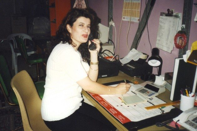 Sue Ismiel - 1st office