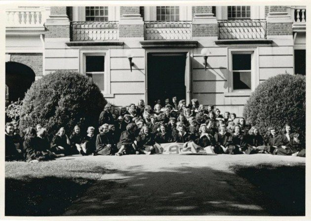 Sweet Briar College Class of 1945