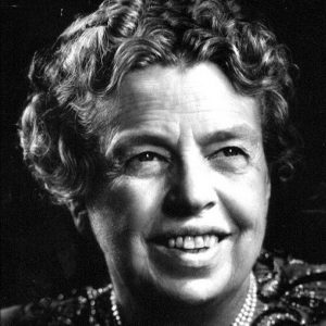 Feminism at Work Eleanor roosevelt