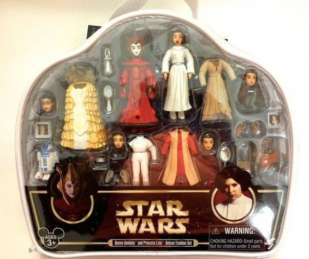 Queen Amidala_Leia_Fashion