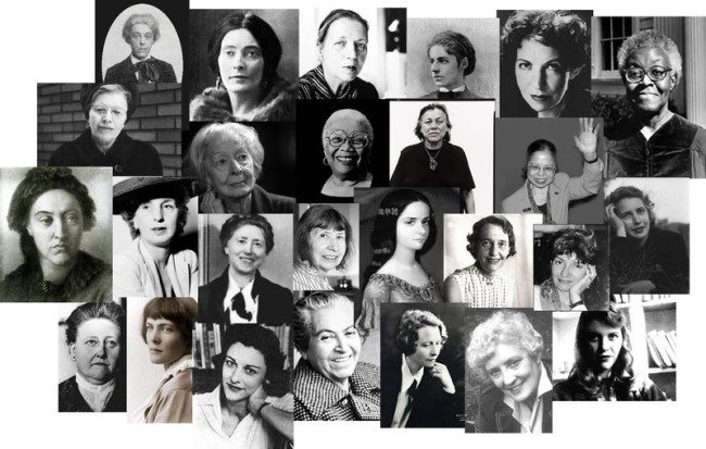 Celebrating National Poetry Month With A Tribute To Women Poets Of The Past