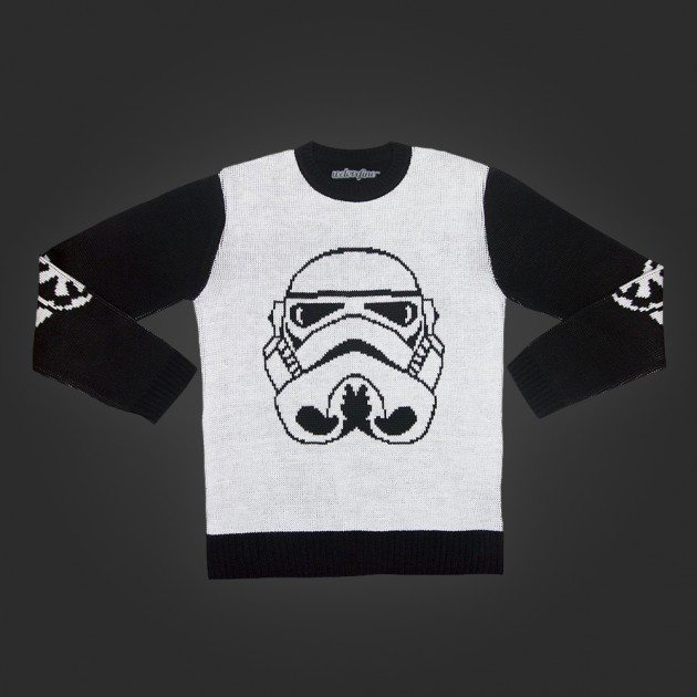 Stormtrooper-Sweater