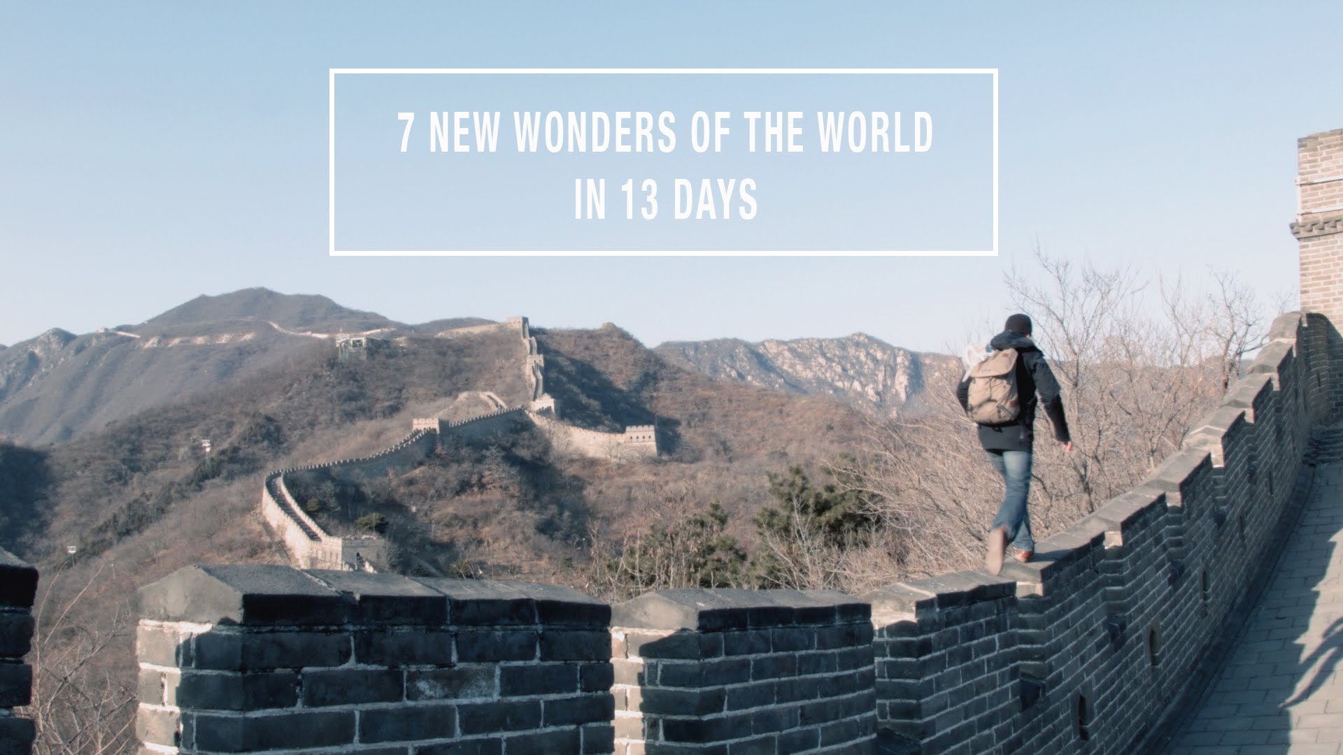7 wonders of the world in 13 days one woman s dream trip around the