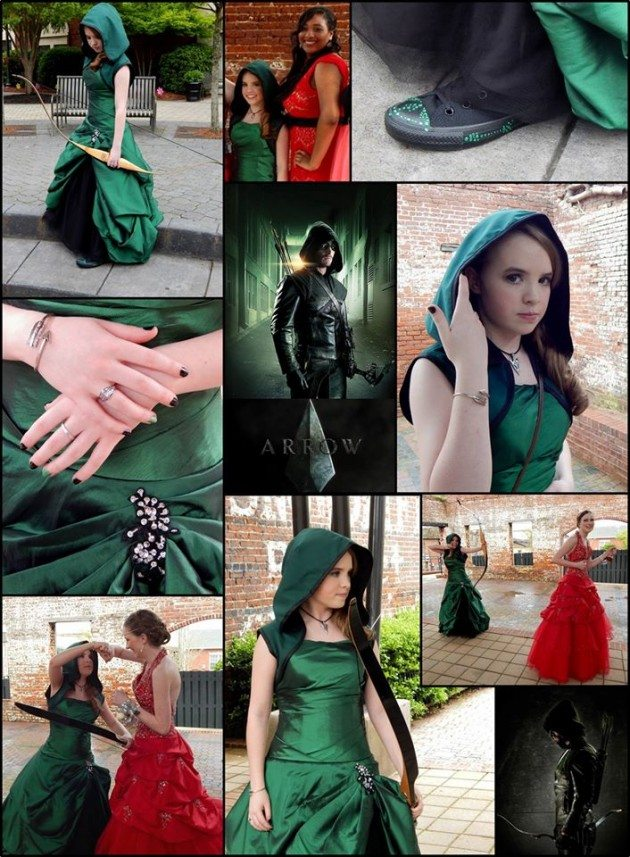 Danielle_Green_arrow_montage