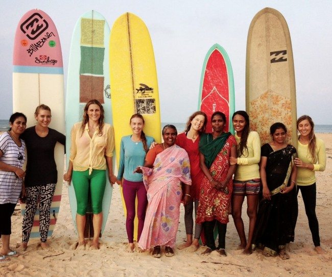 Beyond The Surface Film: Empowering Women And Girls Through Surfing