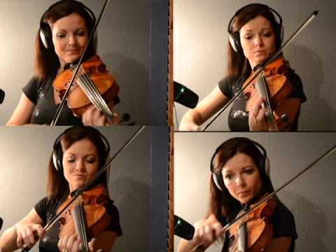 """Woman Covers Guns 'N Roses """"Sweet Child O' Mine""""… On A Violin"""