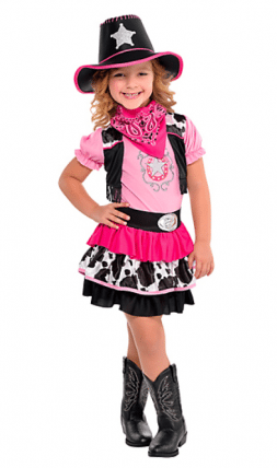 party city cowgirl
