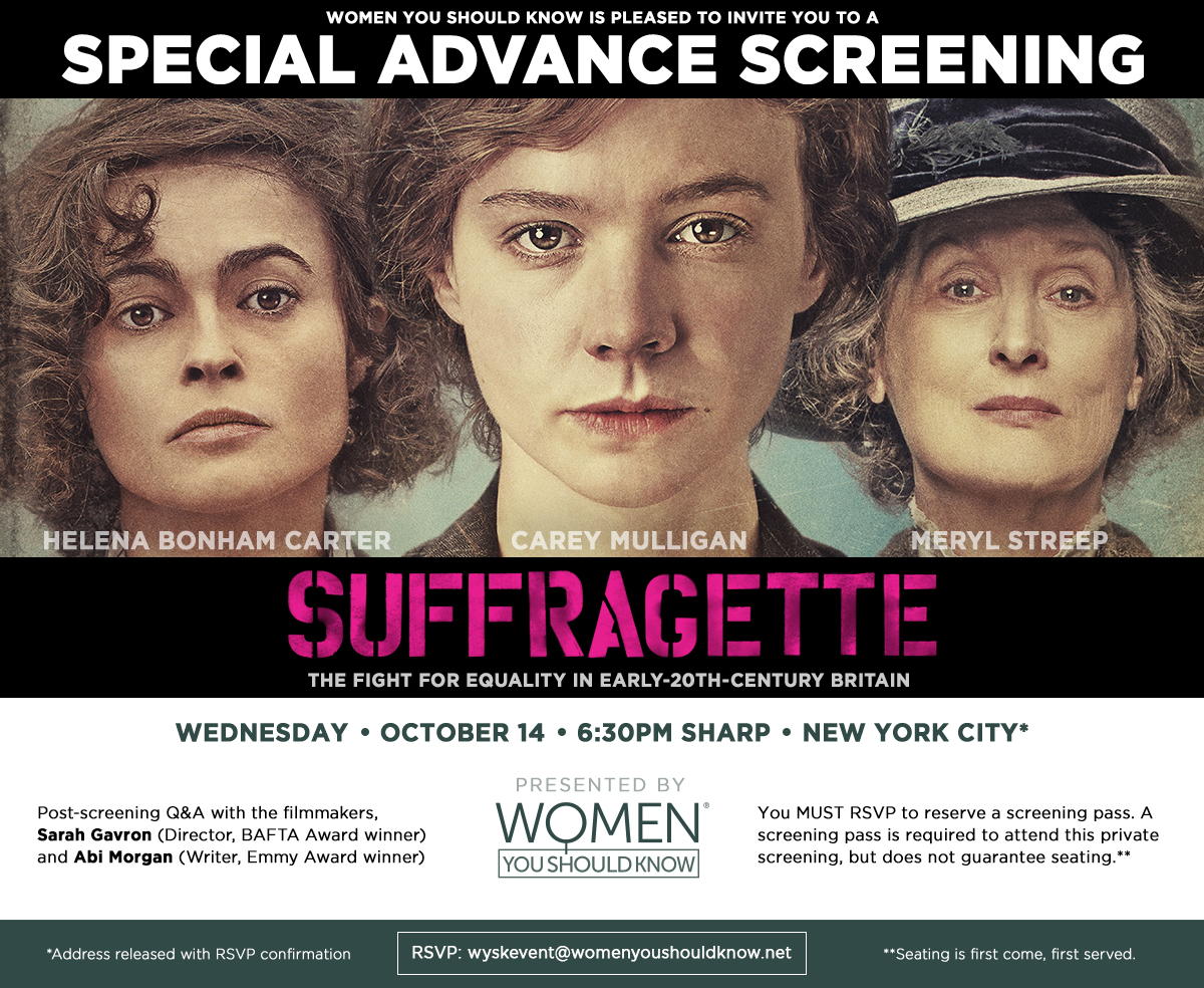 WYSK_Suffragette_Screening_Invite