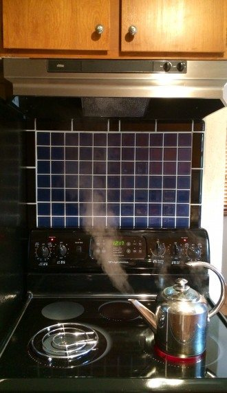 Fix It Friday 3 Ways To Protect Your Kitchen Cabinets From Steam
