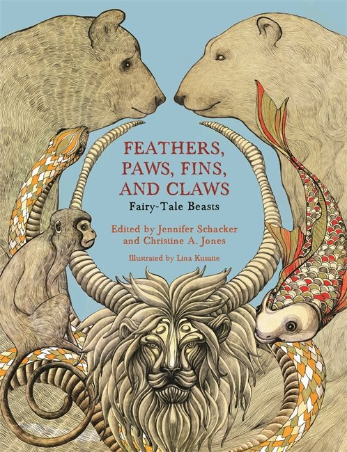 Book Lovers Day feathers paws
