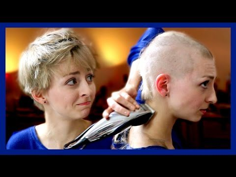 Woman With Hair Pulling Disorder Trichotillomania Shaves Head In Emotionally Charged Video