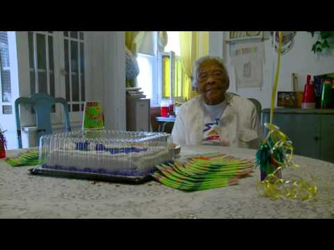 108-Year-Old Woman Offers Some Solid Advice For Living A Long Life