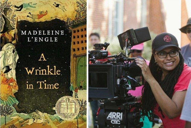 Disney Ava DuVernay Wrinkle In Time