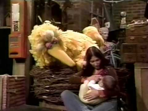 "That Time When Breastfeeding Was ""Normalized"" On Sesame Street"