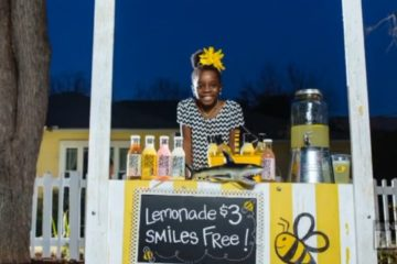 Bee Sweet Lemonade lead