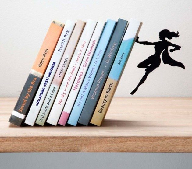supergal_bookend