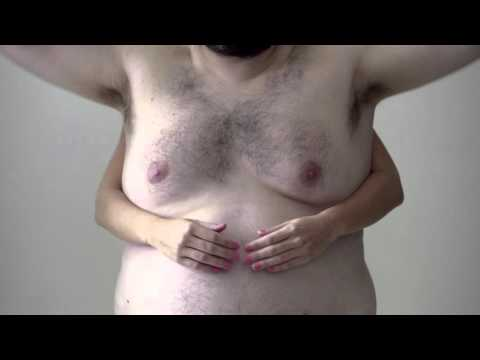 Breast Cancer Awareness Campaign Defies Online Nipple Censorship With Man Boobs