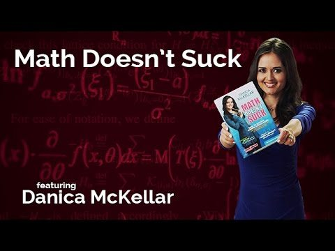 """Danica McKellar Wants Middle School Girls To Know… """"Math Doesn't Suck"""""""