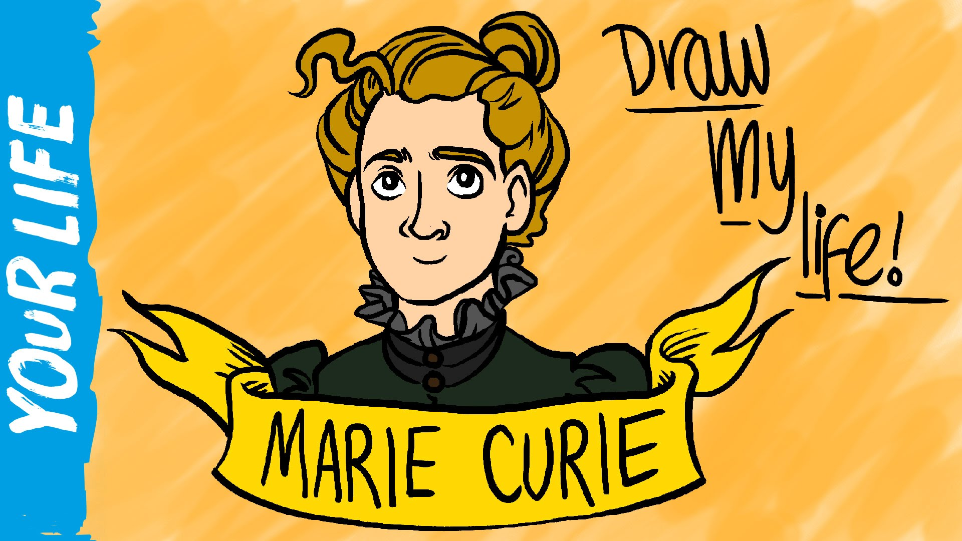 2019 year lifestyle- Power: in Women Marie Curie
