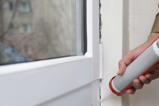 fix it friday the case of the unsealed window frame