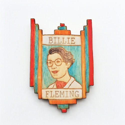 billie fleming magnet