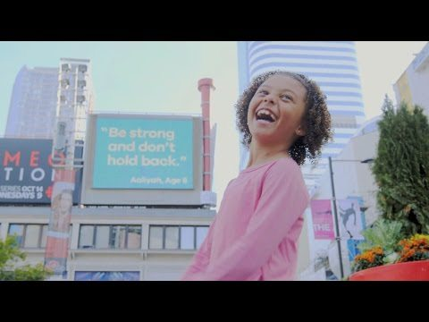 #GirlPowered Initiative Shows What's Possible When Girls Create Their Own Positive Messages