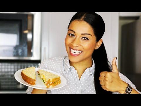 """Superwoman Lilly Singh Swoops In And Destroys Sexist Troll With """"Helpful"""" Sandwich Making Tutorial"""