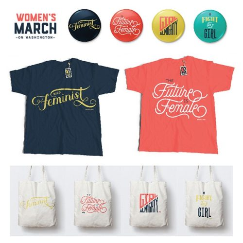 women's march goods