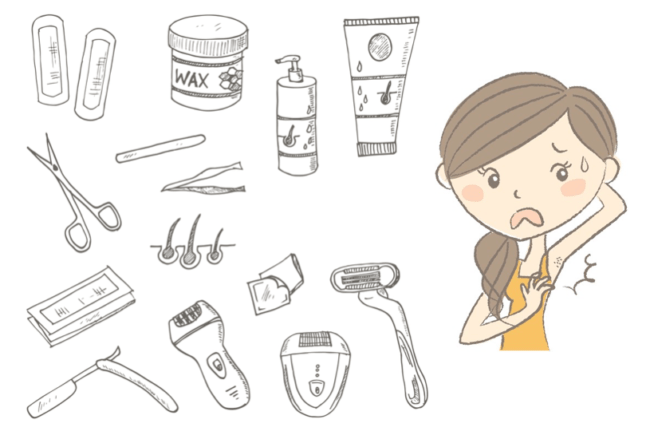 What We Tell Our Daughters About Body Hair