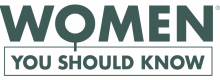 Women You Should Know logo