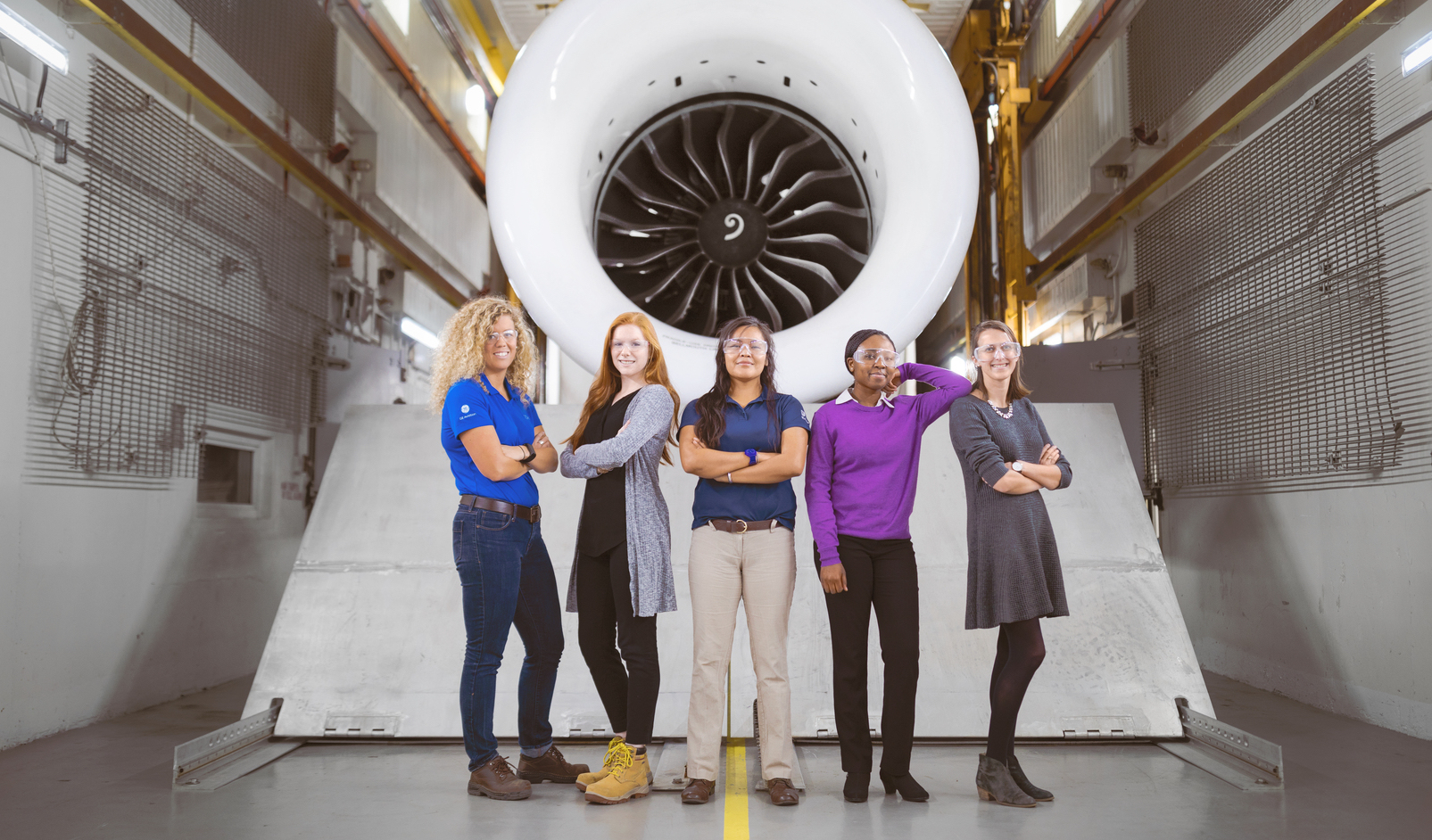 ge woman in tech