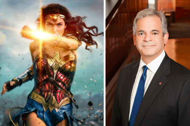 wonder woman steve adler