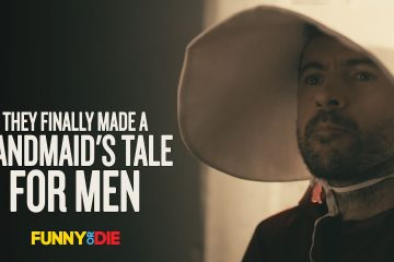 handmaid's tale for men