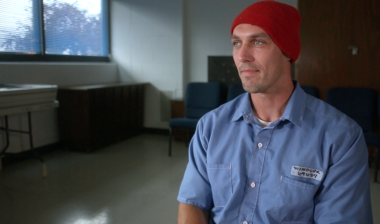 Inmate Shares Valuable Lessons He Learned From Meeting