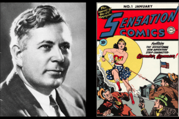 William Moulton Marston Wonder Woman