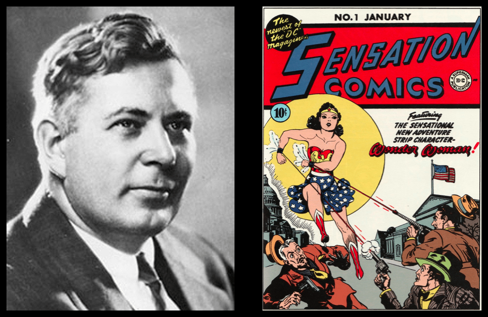 Official Trailer For Origin Story Film About Wonder Woman And Her Creator William Moulton Marston