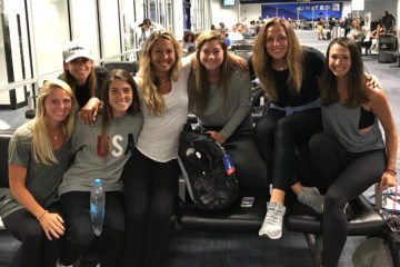 U.S. Women's Lacrosse Team