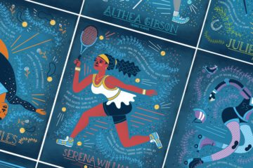 Rachel Ignotofsky Women In Sports