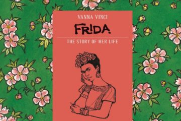 frida kahlo graphic novel cover