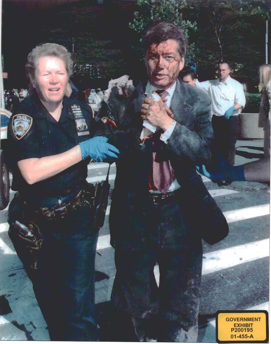 Remember 9/11: The Story Of NYPD Officer Moira Smith