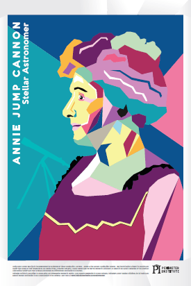 Annie Cannon science posters