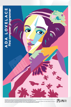 ada lovelace science posters