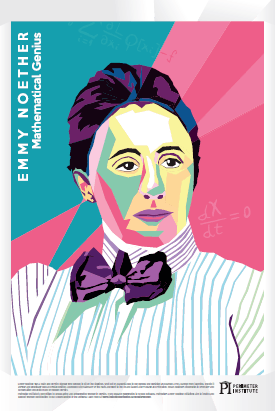 Noether science posters