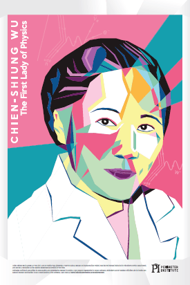 Chien-Shiung Wu science posters
