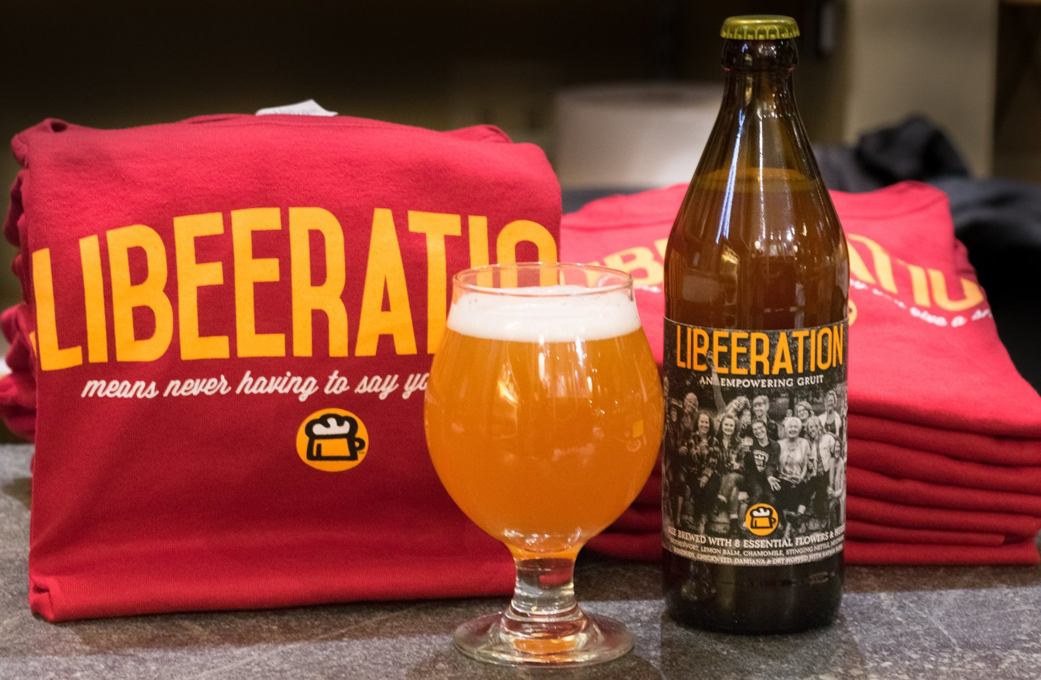 libeeration lead