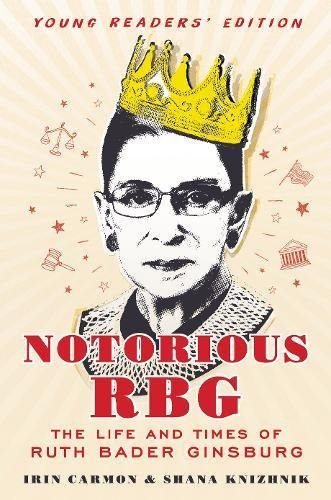 Notorious RBG Young Reader