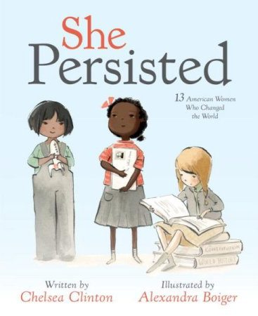 She persisted girl power